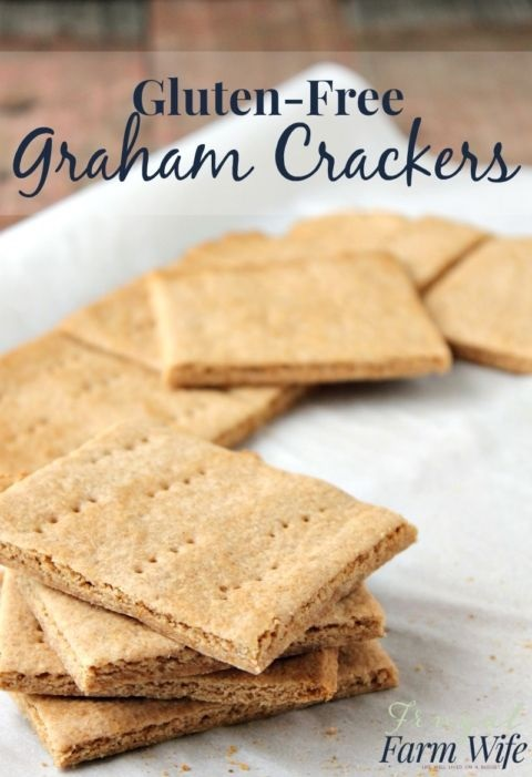 Gluten-Free Graham Cracker Recipe