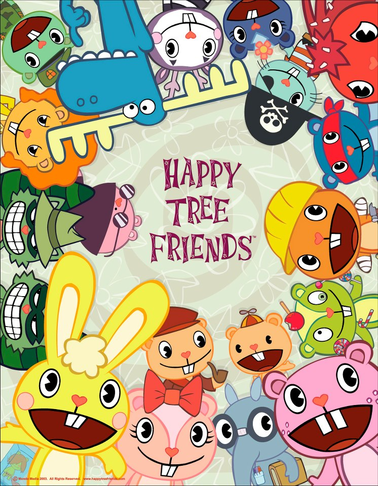 happy%2Bthree%2Bfriends