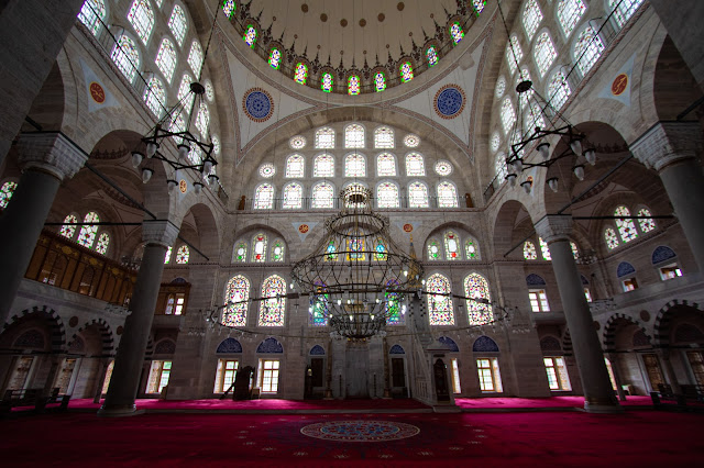 Moschea del Sultano Mihrimah Istanbul