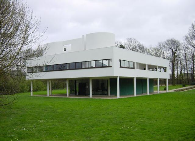 Villa Saboya Le Corbusier