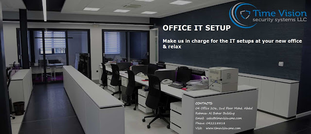 office it setup