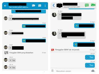 baca pesan bbm android tanpa ketahuan si pengirim