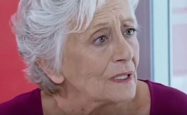 Δέσποινα Μπεμπεδέλη: Ποια γνωστή ξανθιά ηθοποιός είναι κόρη της [φωτο]