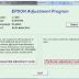 Download Driver Resetter Epson L1300  Dan Cara Pakainya