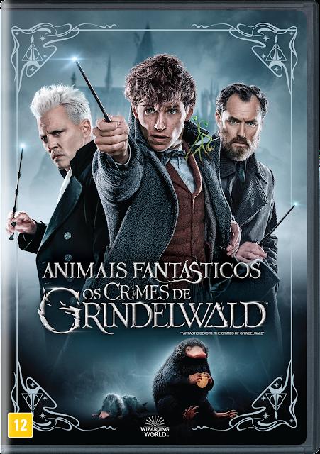Primeiras informações sobre 'Os Crimes de Grindelwald' em DVD e Blu-ray no Brasil; pré-venda já começou! | Ordem da Fênix Brasileira