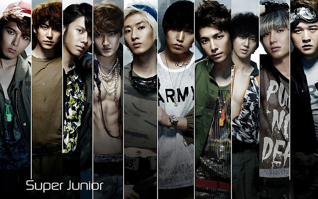 Lirik Lagu Sorry Sorry ~ Super Junior