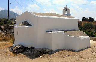 ναός του αγίου Σώστη στη Νάξο