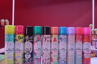 10 Variasi COLAB Dry Shampoo dilancarkan di Selfie Museum