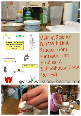 Fun, hands-on science unit studies