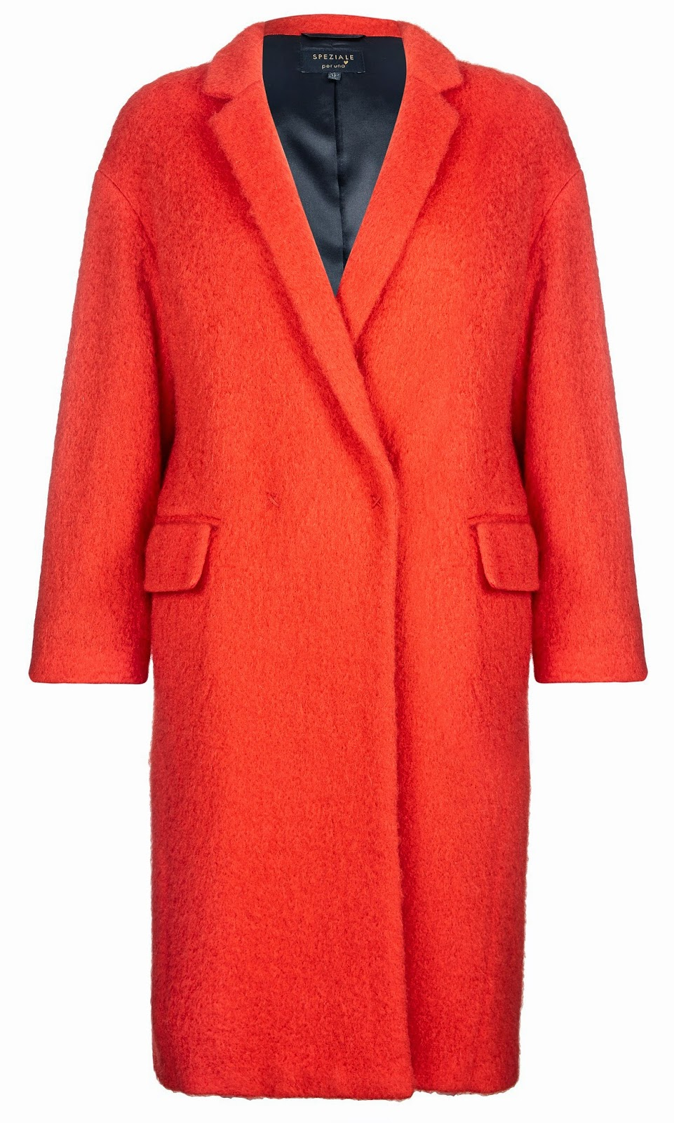 The Bright Red Coat