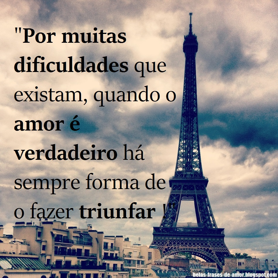 frases romanticas do amor em portugues