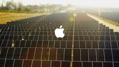 Bangun Panel Surya Baru, Apple Perluas Lahan di Maiden