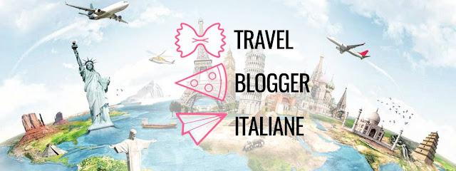Copertina della pagina facebook delle Travel Blogger Italiane