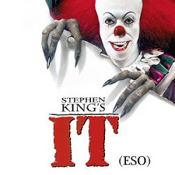 Poster Stephen King's It 1990