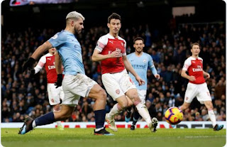 Manchester City vs Arsenal 3-1 Video Gol & Highlights