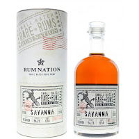 Rum Nation - Small Batch Savanna 10 ans