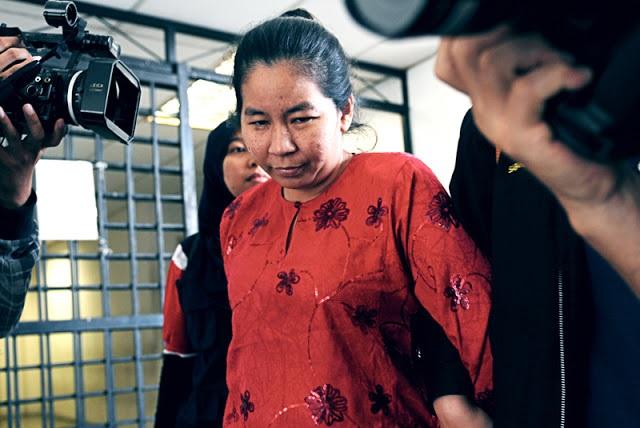 Tukang Urut Warga Thai Dijatuhi Hukuman Gantung Sampai Mati