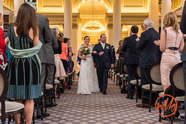 The Signet Library Wedding Photography