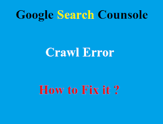 Google Search Counsole ke Crawler Errors ko kaise Fix kare in hindi step by step | delhi technical hindi blog !