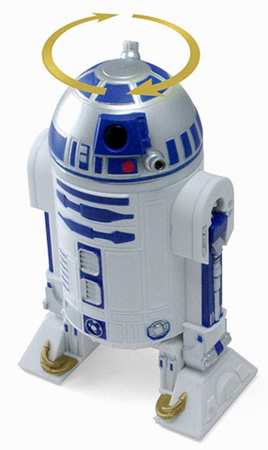 Starwars R2-D2 Pepper Mill