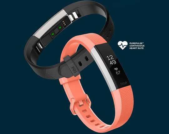 Fitbit Announces New Alta HR Fitness Tracker with Heart Rate Sensor