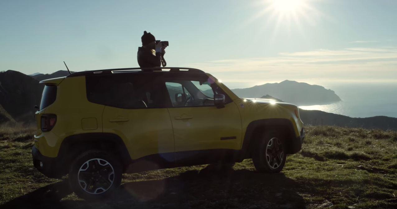 Canzone Pubblicità Jeep Renegade Summer Edition