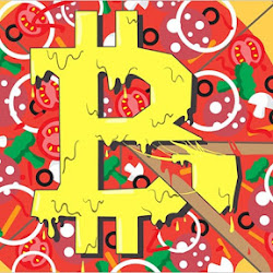 Пицца за биткоины: обед стоимостью 10000 Bitcoin!