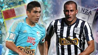 Sporting Cristal vs Alianza Lima