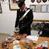 Putignano (Ba). Due operazioni dei Carabinieri. Arrestato un pusher con oltre mezzo etto di droga e una scacciacani modificata. Arrestato un commerciante per furto di energia elettrica [CRONACA DEI CC. ALL'INTERNO]
