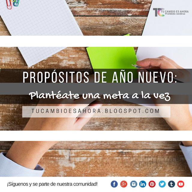 #NewYear #Proyectos #Cambios #NuevoAño #TuCambioEsAhora