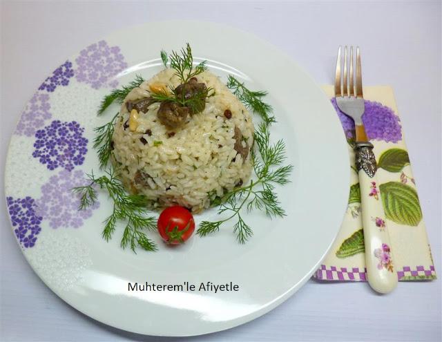liver rice