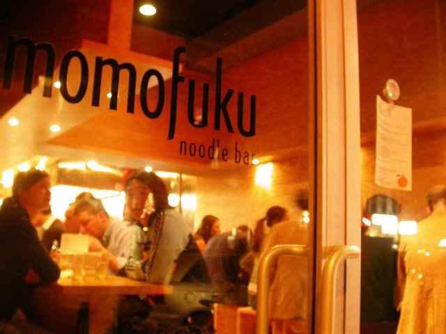 Gangsta Bizness Momofuku Noodle Bar
