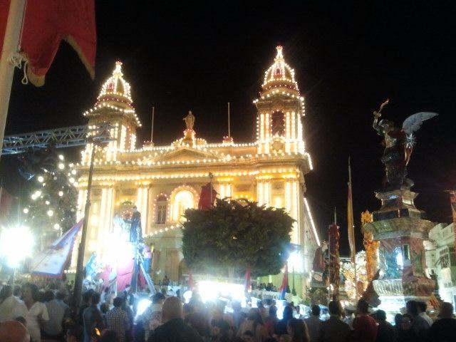Festa wmiejscowości Marsa, Malta