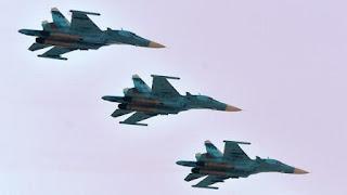 Durante su misión, las aeronaves rusas han bombardeado varios campamentos de entrenamiento de los yihadistas, así como dos de sus puestos de mando, y han matado a más de 150 miembros del EI.