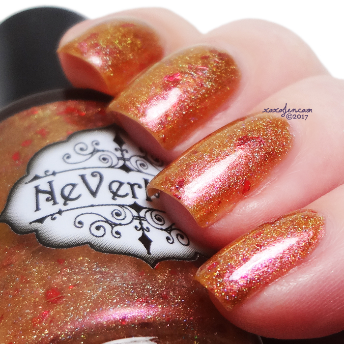 xoxoJen's swatch of Nevermind Penny Dreadful