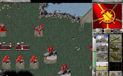 Command and Conquer Red Alert PC Games