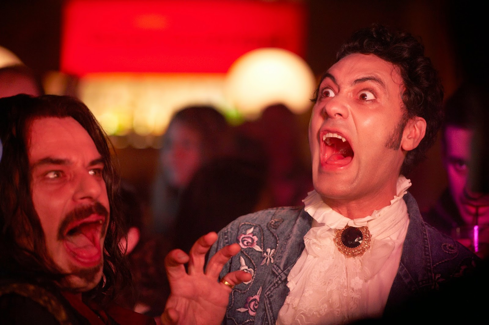 4 Zimmer Küche Sarg Trailer At Darren S World Of Entertainment What We Do In The Shadows