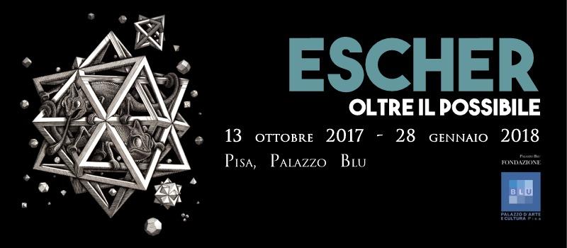 Escher a Pisa - Arte, mostre, Gli scrittori della porta accanto