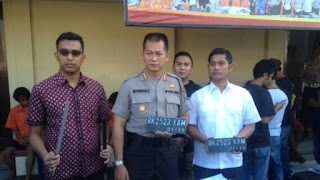 Polisi Tangkap Komplotan Begal ABG yang Sudah 15 Kali Beraksi di Medan