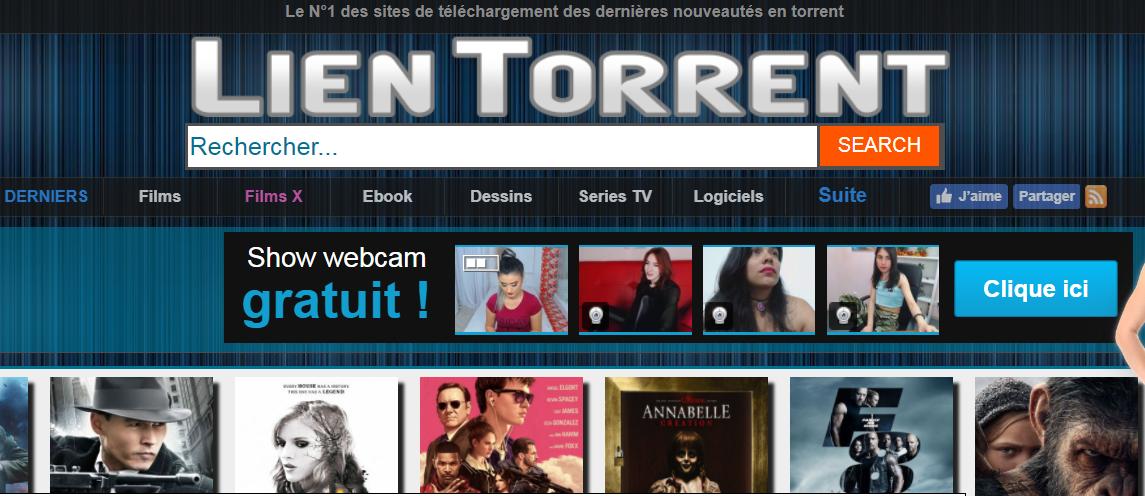 telecharger films torrente gratuit