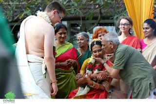 Tamil Brahmin wedding