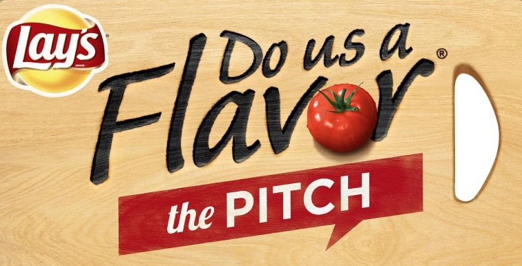 Lays Do Us a Flavor the Pitch Contest 2019 - www dousaflavor com