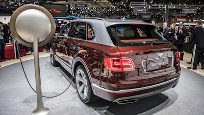 2019 Bentley Bentayga Review, Specs, Price
