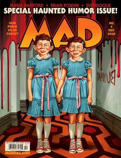 Mad #4, December 2018