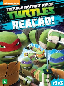 Teenage Mutant Ninja Turtle: Reação – Dublado (2016)