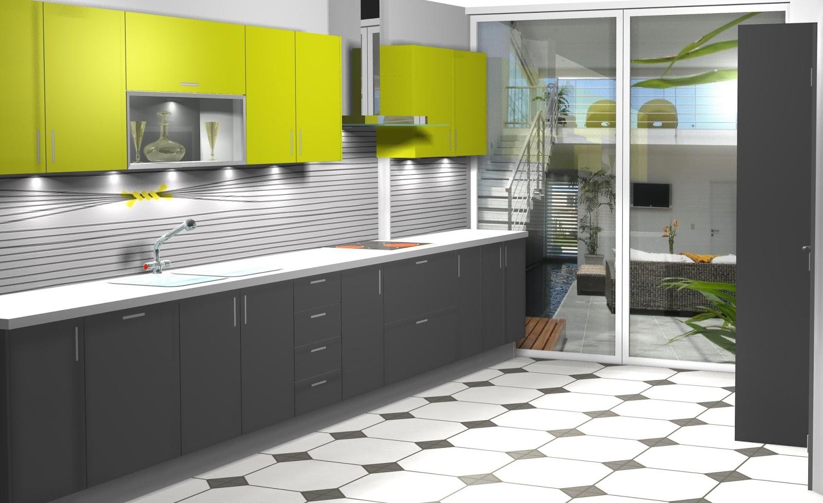 Dise o muebles de cocina julio 2016 for Diseno cocinas paralelo