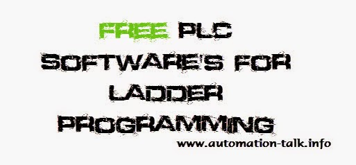 Free PLC Softwares for Ladder Logic Programming ~ Automation-Talk