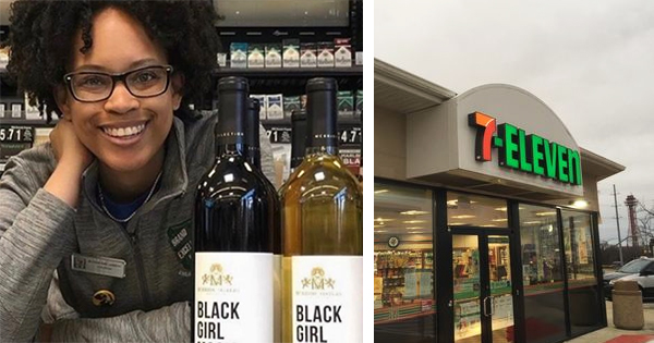 Alyson Rae Lawson, owner of Black-owned 7-Eleven in Arlington, Texas