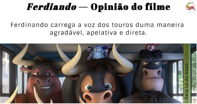 Ferdinando, crítica