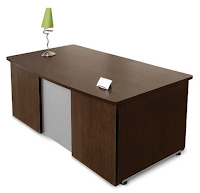 OFM Venice Series Executive Desk